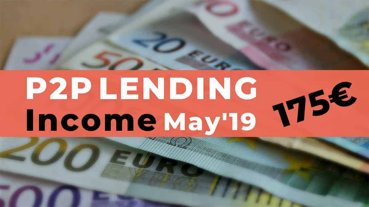 P2P Lending Income May 2019