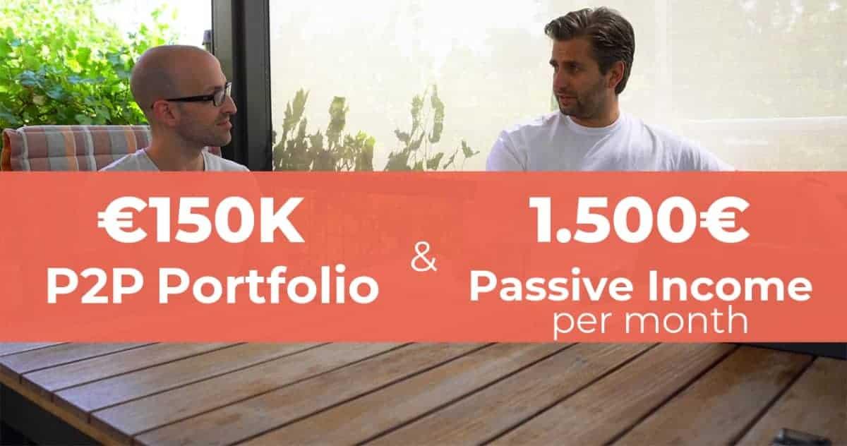 150k p2p lending portfolio bernhard hummel