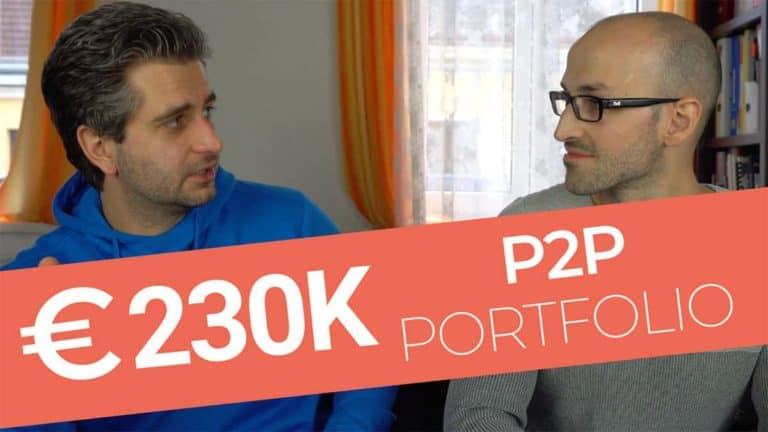 230.000€ In P2P Lending: Investment Portfolio Update – Bernhard Hummel