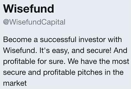 wisefund twitter 2