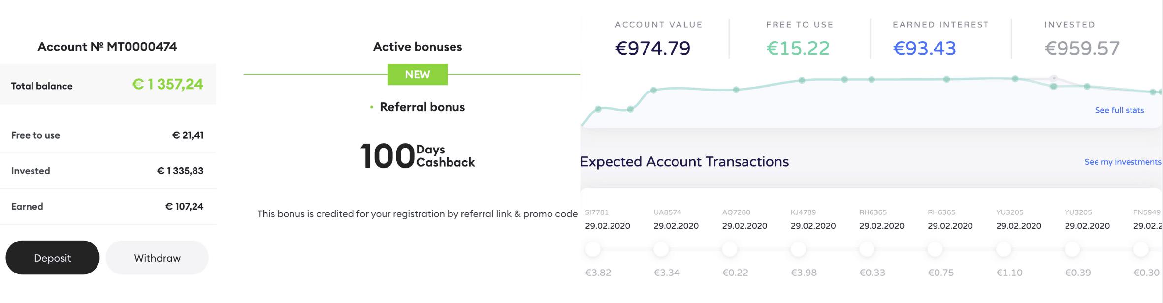monethera and wisefund january 2020