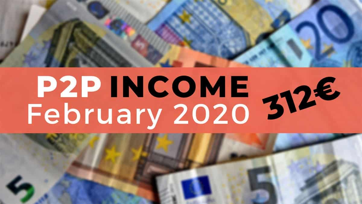 p2p lending income february 2020