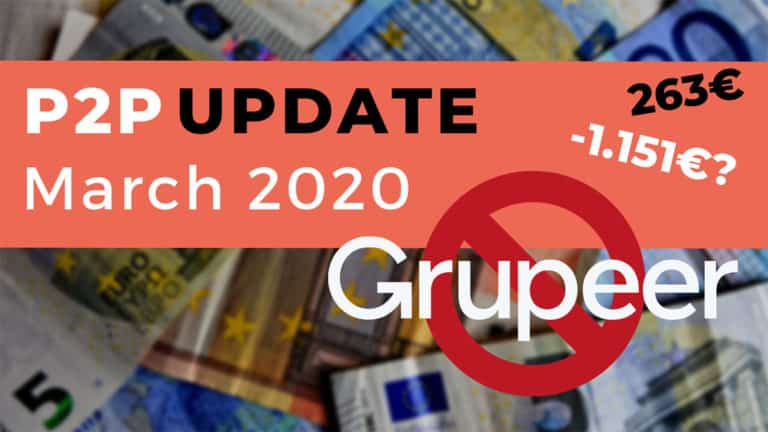 P2P Income March 2020 – Important Grupeer Update!