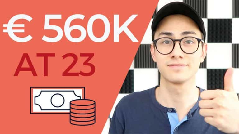 Over 560.000€ at 23 Years Old! Thomas der Sparkojote