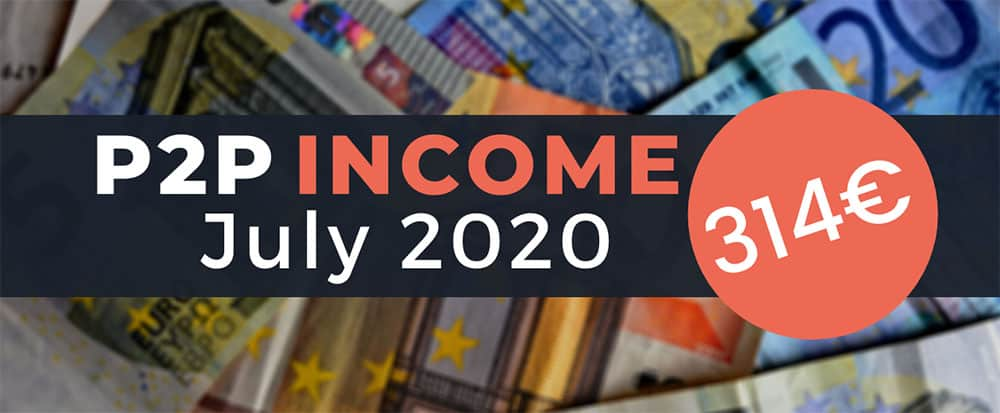 p2p lending income july 2020