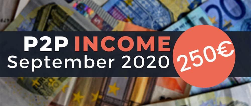 p2p lending income september 2020