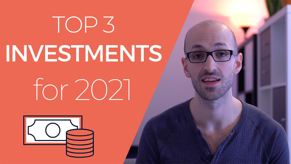 top 3 investments for 2021