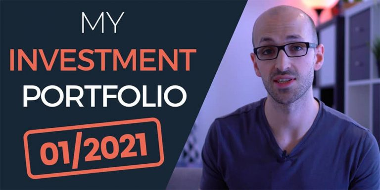Portfolio Update – My Investments in 2021 (January)