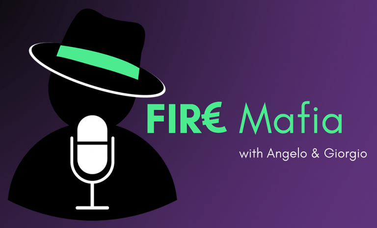FIRE Mafia – My Video Podcast About Financial Independence in Europe