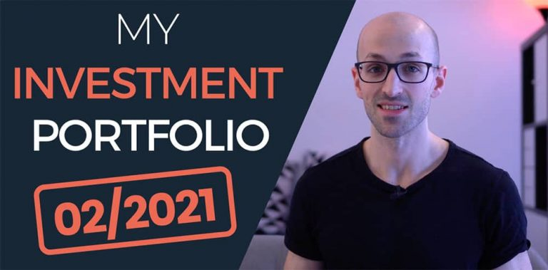 Portfolio Update – My Investments in 2021 (February)