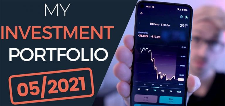 Portfolio Update – My Investments in 2021 (May)
