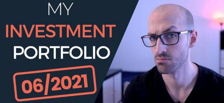 Portfolio Update – My Investments in 2021 (June)