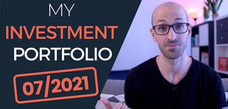 portfolio update investments july 2021