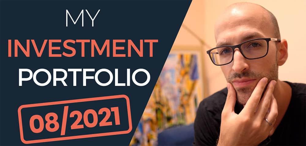 portfolio update august 2021